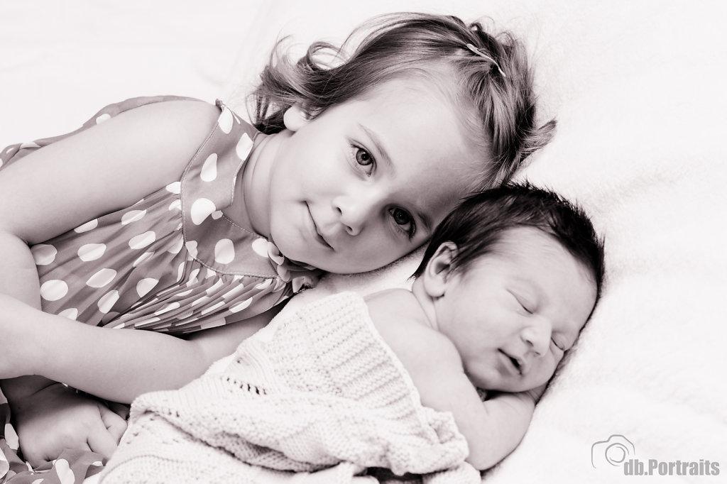 Geschwisterfotos für die Ewigkeit